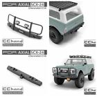 CCHAND Nylon Front/Rear Bumper for SCX24 C10 1/24 RC CAR PART TOY