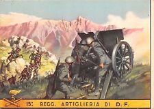 C5212) BOCCASILE, 15 REGGIMENTO ARTIGLIERIA DI DIVISIONE DI FANTERIA. VG.