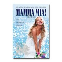 Mamma Mia Here We Go Again Movie Art Silk Poster 13x20 32x48 inch