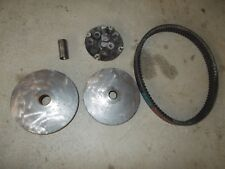 2008 Polaris Sportsman 400 HO Primary Drive Clutch / Spare Belt / See Pitting !!