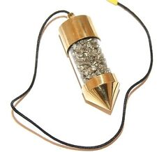 Pyrite Crystals Pendulum Dowsing Tool