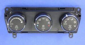 08-14 Chrysler 200 Dodge Avenger A/C and Heater Control Factory Mopar New Oem