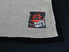 Small Paul By Paul Frank Julius Monkey Baby Blanket Brown - HARD TO FIND!
