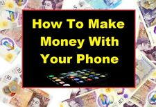 Make Money With Your Smart Phone From Home. Instant Cash.