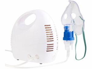 Inhaliergerät Medizinischer Kompakt-Inhalator Erwachsene und Kinder Vernebler