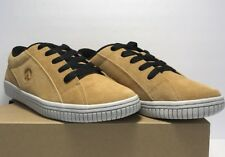 Airwalk Mens Size 9 The One HD Mustard Yellow Athletic Skate Sneakers Shoes New