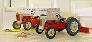 1993 ERTL 1953 NAA Ford Golden Jubilee 1/16 Scale Tractor No.1630A With Box NOS!