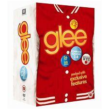 Glee Complete TV Series - Season 1 2 3 4 DVD Box Set Collection FOX MUSICAL 1-4