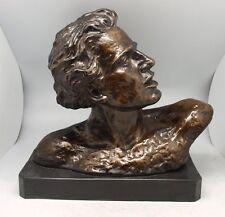 Bronze Post - 1940 Reproduction Antiques