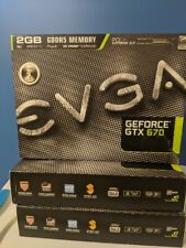 EVGA (02G-P4-2670-KR) 2 GB GDDR5 SDRAM PCI Express Graphic Card (3 WAY SLI) X3