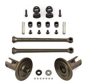 Team Associated 91844 B6.1 FL MIP Drivetrain Kit, 67mm (ASC91844)