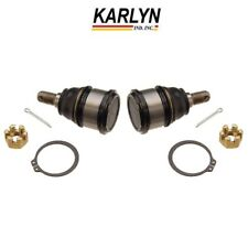 For Acura Legend Honda Prelude Pair Set of 2 Front Lower Ball Joint Karlyn