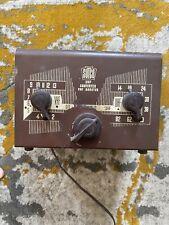 Sutco Vintage Uhf Converter Vhf Booster