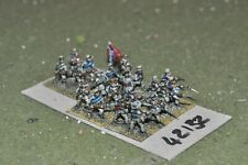 15mm ACW / confederate - regiment 20 figures - inf (42132)
