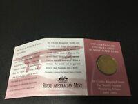 1997 RAM $1 UNC  ''B'' Mintmark (Sir Charles Kingsford Smith)