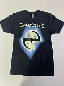 EVANESCENCE Classic Logo  T-SHIRT NEW!!!  OFFICIAL MERCHANT
