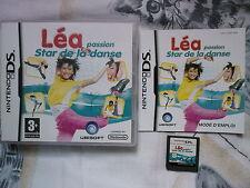 Léa Passion Star De La Danse Jeu Vidéo Nintendo DS