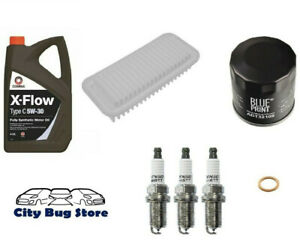 FULL Service Kit by OWNERS CLUB 1.0 | Citroen C1, Peugeot 107, Toyota Aygo 05-14
