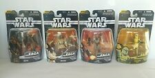 Star Wars SAGA Collection Episode II Figure Lot SUN FAC SORA BULO C-3PO TROOPER