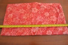 By 1/2 Yd, Pink & Red Quilting Batik, Moda/Paradise/4508 13, M8806