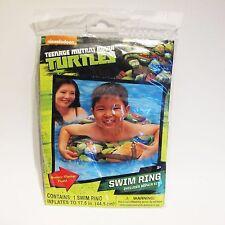 Swim Ring Float Ninja Turtles TMNT Pool Inflatable New Tube Tire Kids Toy