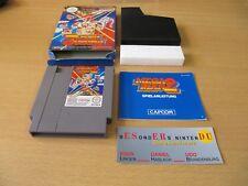 NES  Nintendo spiel, MEGA MAN 2 , DEUTSCHE  PAL *ovp* *rar* *top*