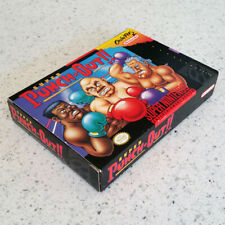 SUPER PUNCH OUT Super Nintendo - Excellent - 10 PICS - FREE SHIPPING