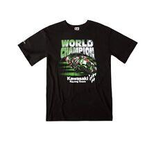 Kawasaki World Superbike S/S T-Shirt-Size XL-Genuine Kawasaki-Free Shipping