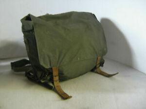 Grade 2 Yugoslavian Army 20 LTR Litre Canvas Backpack Bag Shoulder Surplus B 3 C