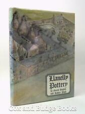 GARETH HUGHES & ROBERT PUGH Llanelly Pottery 1990 SIGNED FIRST EDITION HB DW