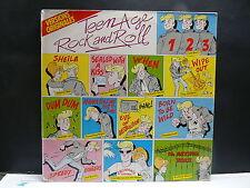Compilation Teenage rock n roll BRENDA LEE / STEPPENWOLF  ... 204607 DESSIN BD