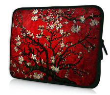 "Flower Laptop Sleeve Bag Case Cover Fr 13.3"" Apple MacBook Pro,Air Dell XPS Sony"