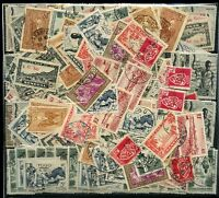 FRENCH COLONIES FINE USED DUPLICATED 1930-42..350 stamps SELECTED for CLEAR PMKs