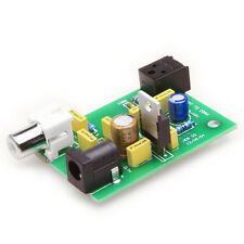 74HCT14D Optical input to Coaxial output module board Assembled for DAC