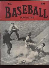 Jan 1944 Baseball Magazine