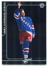 2000-01 BAP Signature Series 64 Wayne Gretzky