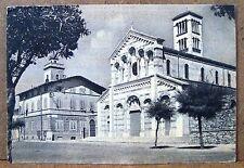 Marina di Pisa - Basilica - Santuario Maria Ausiliatrice [grande, b/n, viagg.]