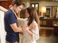 Bella Swan Twilight Shimera Scallop Shell Honeymoon Robe ASO Size M