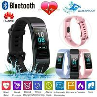 Huawei Band 3 Pro BT Wristband AMOLED Touchscreen Heart Rate Sport Smart Watch