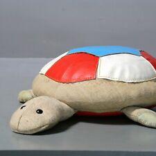 Renate Müller Rupfentier Schildkröte Therapeutic Toy Design 1971 Vintage Turtle