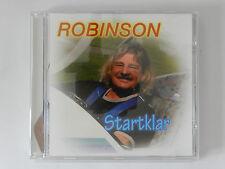 CD Robinson Startklar