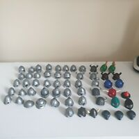Playmobil Bundle Various Helmets Knights Vikings x 57 Spares