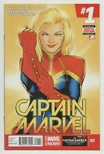 Captain Marvel #1 (Marvel, 2014) Ms. Carol Danvers - Kelly Sue DeConnick Story