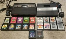 New listing Atari 2600 7800 Combo Bundle Lot 100% Tested Ready To Play Now!