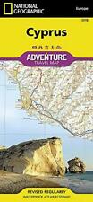Cyprus Travel Maps International Adventure Map (Adventure Map (Numbered)) by Nat