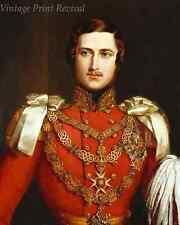 Prince Albert by John Partridge - Queen Victoria Consort 1840  8x10 Print 1189