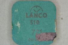 Balance complete LANCO 510 bilanciere completo 721 NOS