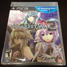 Record of Agarest War 2 - PS3 - NEW FACTORY SEALED - FREE SHIPPING