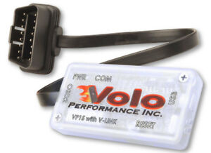 Volo Performance VP15 Power Programmer Tuning Fuel Saving Horsepower Chip FAST