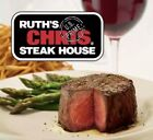 $150 Ruth's Chris  Steak House Gift Cards For Sale